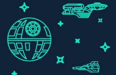 35 Star Wars Vector Icons