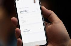 Mobile Banking App UI PSD