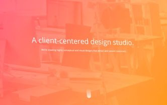 Modern Landing Page Template For Agency