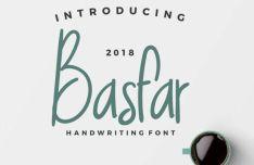 Basfar Script Font-min