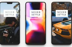 High Quality OnePlus 6 PSD Mockup-min