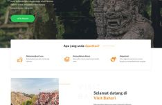Minimal Landing Page For Travel Website-min