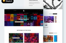 E-commerce UI Kit For Sketch App-min