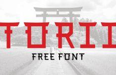 TORII Typeface-min