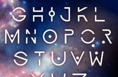 EVAA Science-fiction Font-min