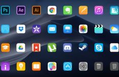 32 iOS Style App Icons PNG