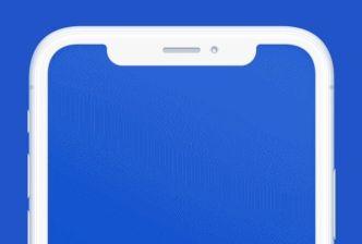 iPhone X Clay PSD & Sketch Mockup-min