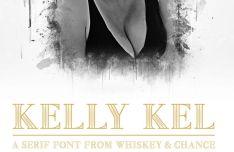Kelly Kel Serif Font-min