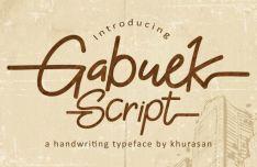 Free Script Fonts
