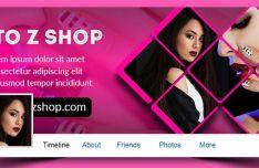 Fashion Facebook Cover PSD Templates