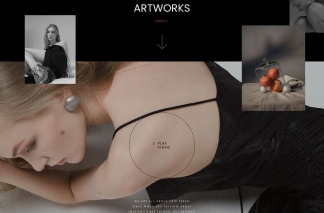 Fashion UI Kit For Adobe XD
