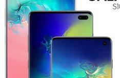 Samsung Galaxy S10 S10e S10+ Mockup PSD