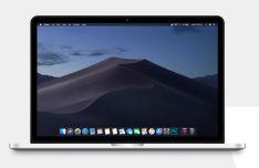 13-inch MacBook Pro PSD Mockup
