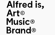 Alfred Typeface