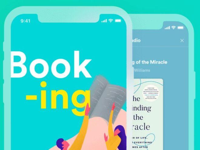 Book Store Mobile UI Kit For Adobe XD
