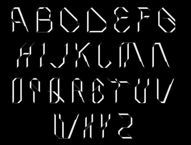 Roborotica Font