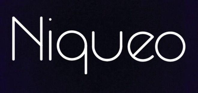 Niqueo Typeface
