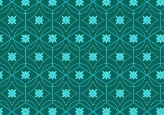 Seamless Floral Pattern For Illustrator