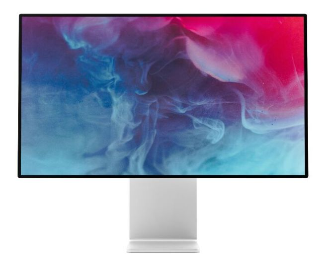 High Solution Apple Pro Display XDR PSD Mockup
