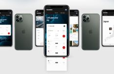 Excursion Travel & Hotel Booking Mobile App UI Kit For XD