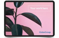 iPad Tablet Landscape PSD Mockup
