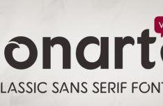 Fonarto Classic Font