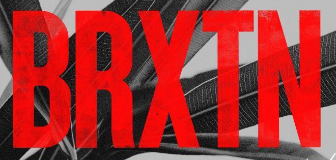 Brixton Brush Font