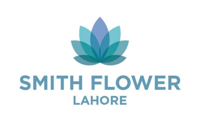 Modern Flower Logo Template Vector