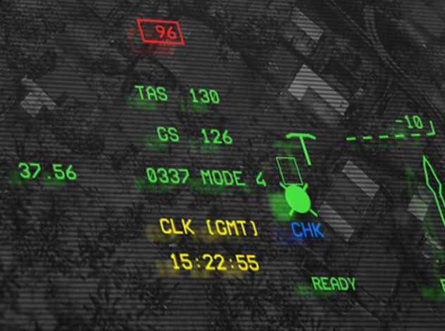 UAV OSD Mono Typeface
