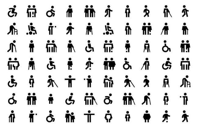70+ Minority Icons