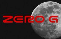 Zero G Futurism Font
