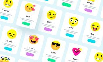 Emoji Icon & Emoji Card Template