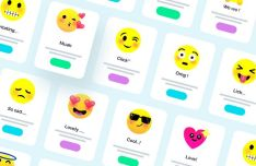 Emoji Icon & Emoji Card Template