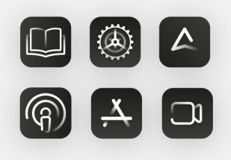 40 iOS 14 App Icons Redesign (PNG)