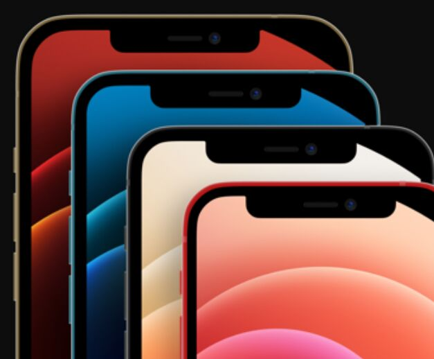 iPhone 12 Figma Mockup Collection