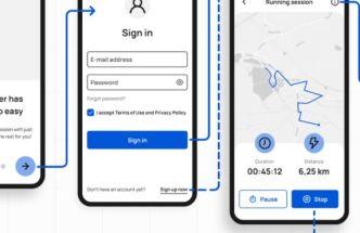 Lowdi Mobile UI Wireframe Kit Figma