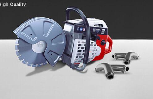 Realistic Metal Cutter Mockup PSD