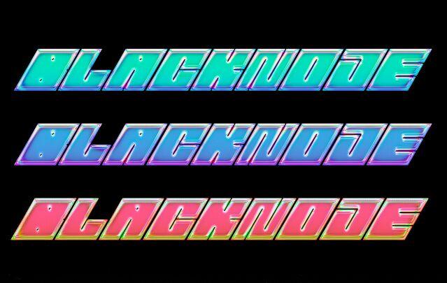 Blacknode Font