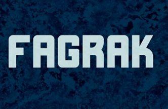 Fagrak Display Font