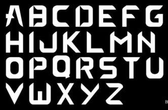 Cut Me San Serif Font