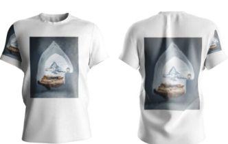 Premium Quality T-shirt PSD Template
