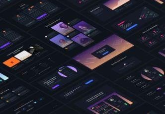 SaaS Blocks UI Kit Figma