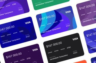Credit Cards Pack Figma
