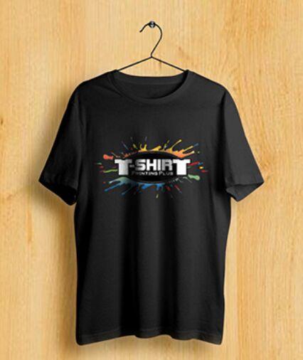 Simple Hi-res T-shirt Design PSD