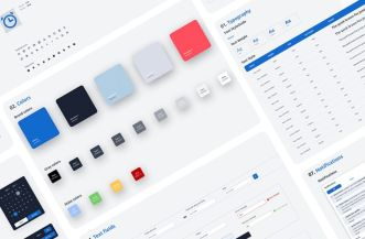Professional Corporate UI Kit Figma