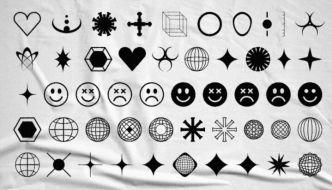 50+ SVG Shapes Pack