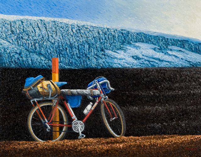 Risultati immagini per la bicicletta nei quadri