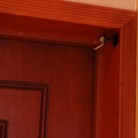 Decorating  Front Door Surveillance Camera Photos