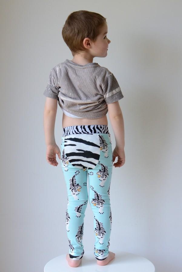 Titchy Threads  Fancy Pants Leggings  PDF Pattern