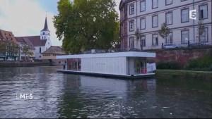 La maison flottante Enjoy